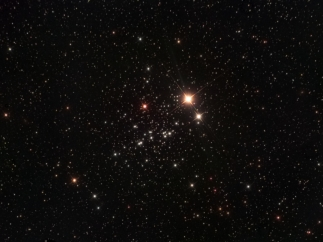 NGC 457, ET Cluster