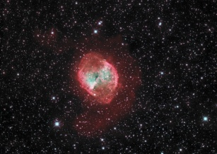 M27, Dumbel Nebula